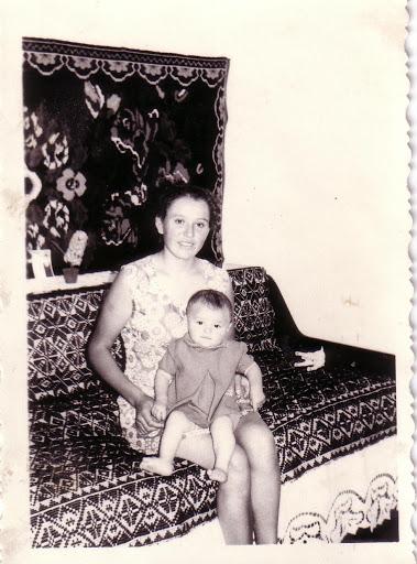 Mama la 23 de ani