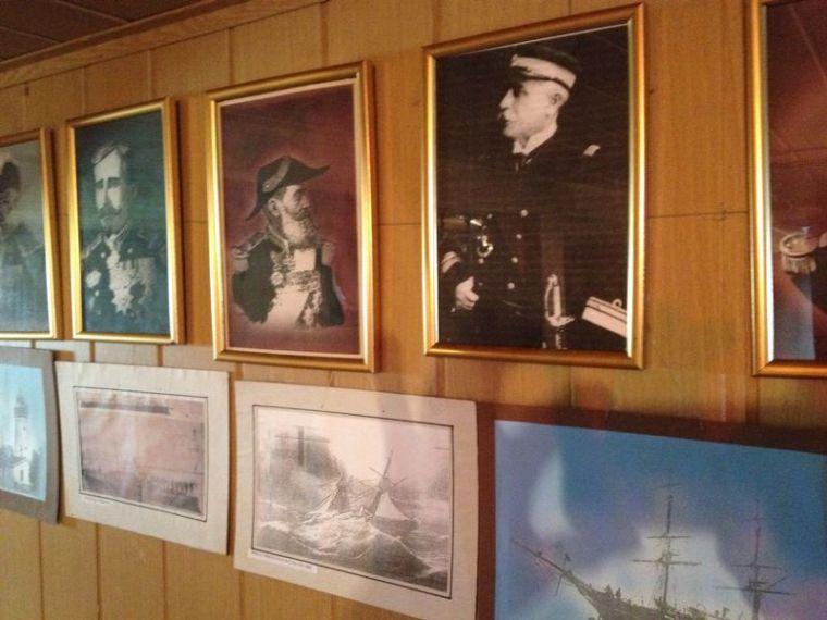 imagini ale personalitatilor marinei militare