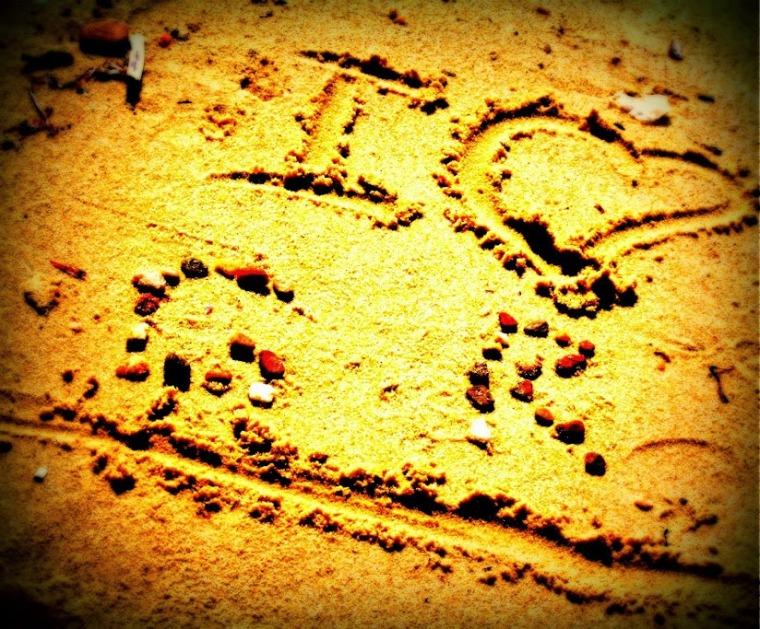 I Love Greece: declaratia Giei pe nisipul auriu