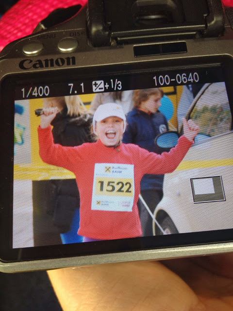 I'm a winner:-)Bucharest International Marathon. Oct. 2013