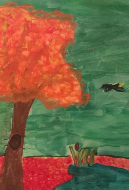 Copac de Toamna. Gia. Sept. 2014