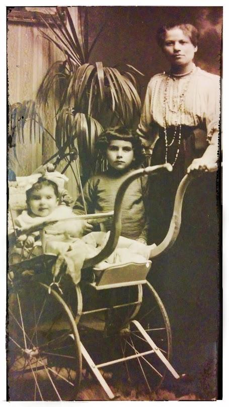 Cu Ana si Sivliu, in 1920