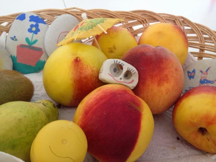 Smiling fruits. Byala. 2014