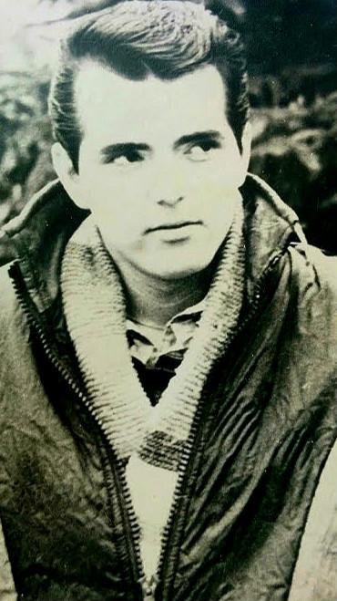 Daniel Iordachioaie. Constanta, iunie 1989