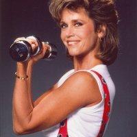 Jane Fonda, regina fitness-ului