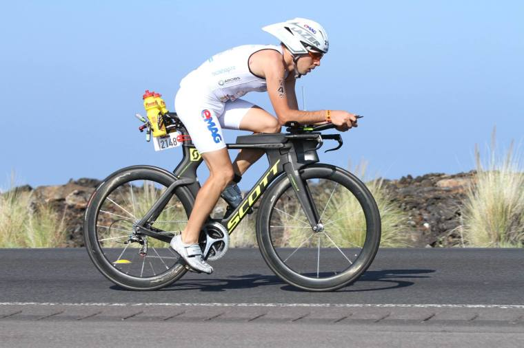 Ironman Hawaii, 2015